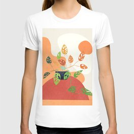 Colorful Branching Out 04 T-shirt