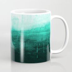 Paint 8 abstract minimal modern water ocean wave painting must have canvas affordable fine art Mug