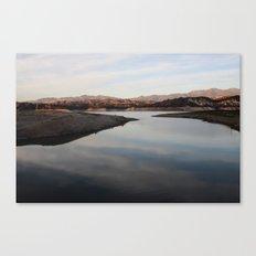 cachuma lake Canvas Print