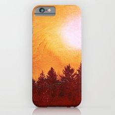Painted Evergreens iPhone 6s Slim Case