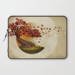 Autumn and other stories Laptop Sleeve