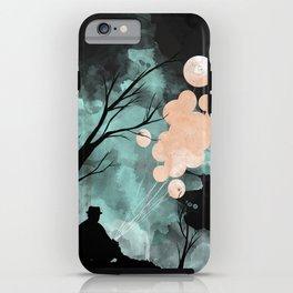 Hush (Alt colors) iPhone Case