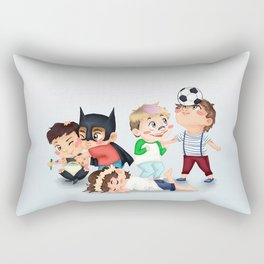 Chibi kids OT5 Rectangular Pillow