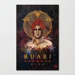 Ruari Canvas Print