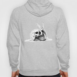 This Skull Is My Home (Snail & Skull) Hoody