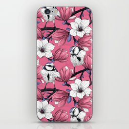 Spring time in pink iPhone Skin