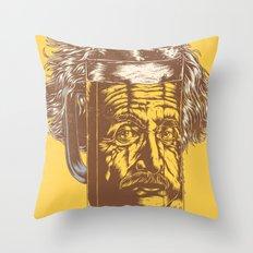 Ein Stein Throw Pillow