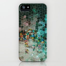 Lost Pieces iPhone Case