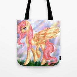 Adult Fluttershy Tote Bag