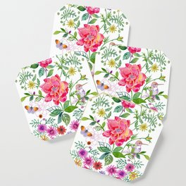 Bowers of Flowers Coaster