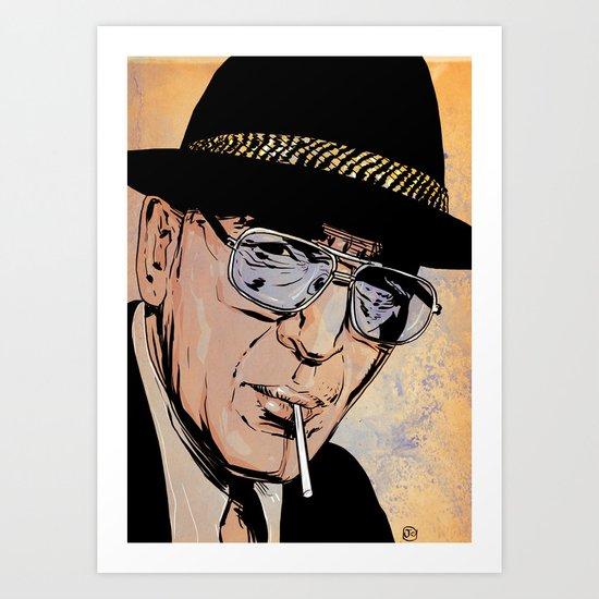 Kojak Art Print