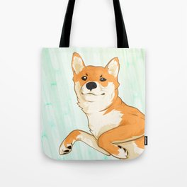 I am not a fox! Tote Bag