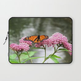 Monarch at Waterford Bend Park 1 Laptop Sleeve