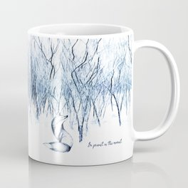 Be present in this moment. Coffee Mug