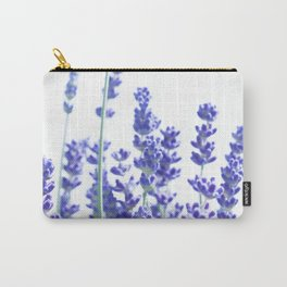 Fresh Lavender #3 #decor #art #society6 Carry-All Pouch