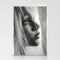 firefly Stationery Cards featuring Firefly by Olga Noes