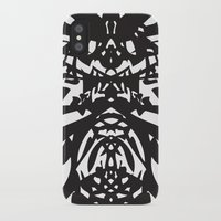 insects iPhone & iPod Cases featuring Poisonous İnsects by kartalpaf