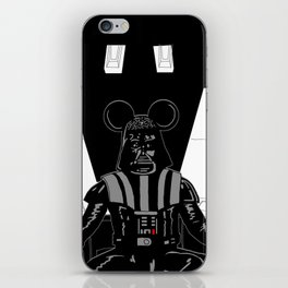 Episode V — Vador Mouse Chambers iPhone Skin