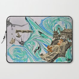 Political Tensions Laptop Sleeve