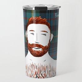 Beard Boy: Finlay Travel Mug