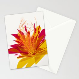 //Stop and Smell the Flowers// Stationery Cards