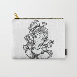 Little Ganesh Carry-All Pouch