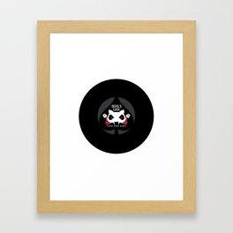 Devil's Luck - Mods Framed Art Print