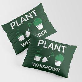 Plant Whisperer I Pillow Sham