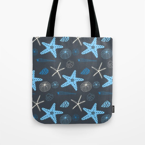 Tropical underwater life Tote Bag