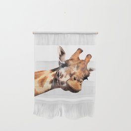 Giraffe portrait Wall Hanging