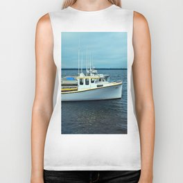 Boats in a Row, not to be confused with row boats Biker Tank