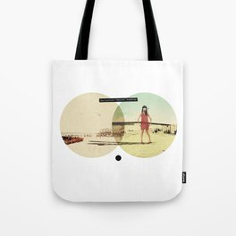 You Look Great When I'm (...) Fucked Up   Collage Tote Bag