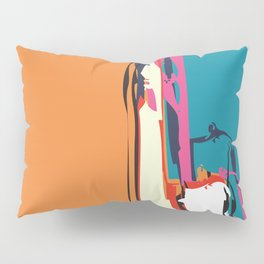 Your Reach is Long Pillow Sham