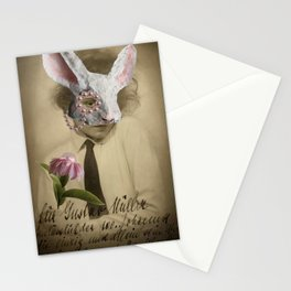 TO MR. GUSTAV MULLER... Stationery Cards