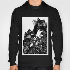 The Riot : Crows Hoody