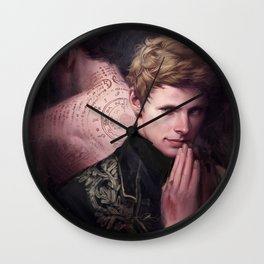 BBC Merlin: In The Name of The Father  Wall Clock