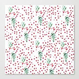 rowanberry Canvas Print