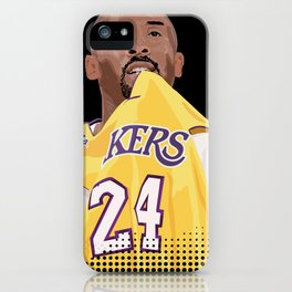 Black Mamba iPhone Case