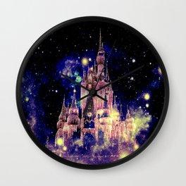 Celestial Palace Deep Pastels Wall Clock