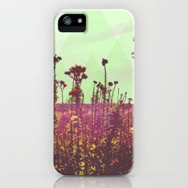 The Weeds iPhone Case