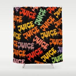 Juice Assortment Shower Curtain