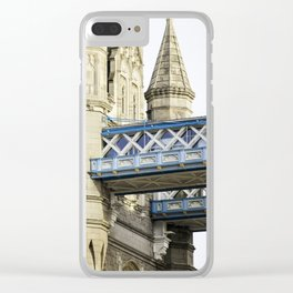 Tower Bridge Clear iPhone Case