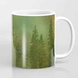 Nostalgic Forest Coffee Mug