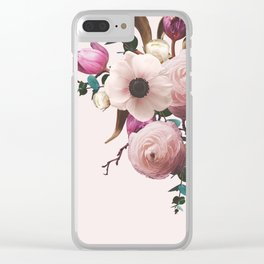 An unspeakable dream Clear iPhone Case