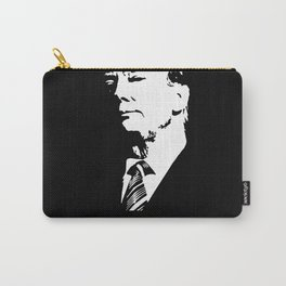 The Don Donald Trump Godfather Parody #society6 #decor #buyart #artprint Carry-All Pouch