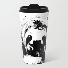 A Smiling Sloth Travel Mug