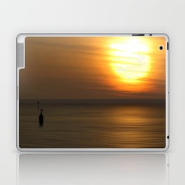 Lone Figure Laptop & iPad Skin