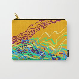 Coastal Frequencies 1 Carry-All Pouch