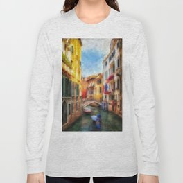 Ahh Venezia Long Sleeve T-shirt