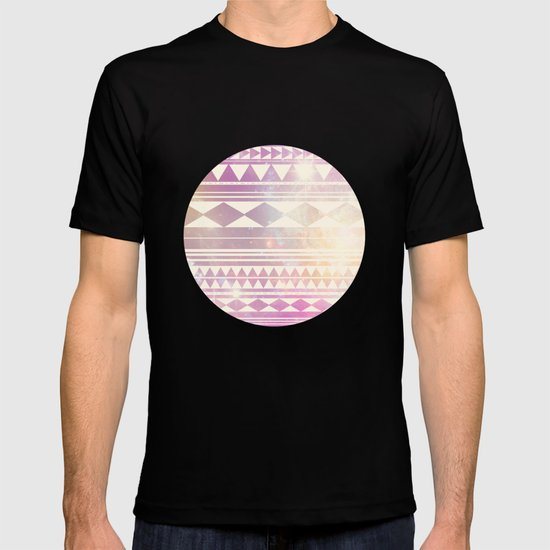 Galaxy Tribal T-shirt